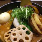 【札幌】奥芝商店で念願のスープカレー。