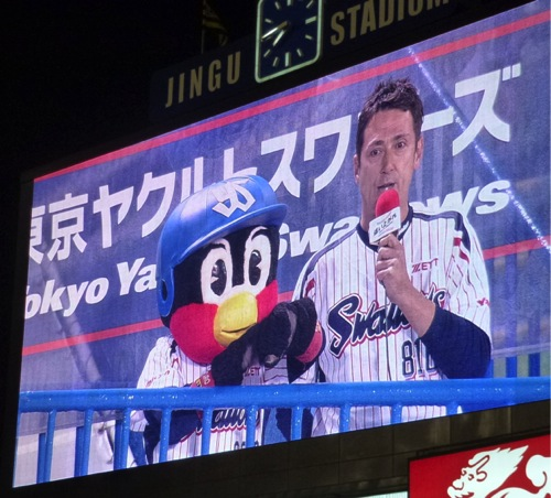 突然の「燕太郎引退」発表