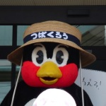 燕市でつば九郎と一緒に田植えを観てきました!〜屋外編〜