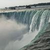 ナイアガラの滝は期待通りのド迫力!