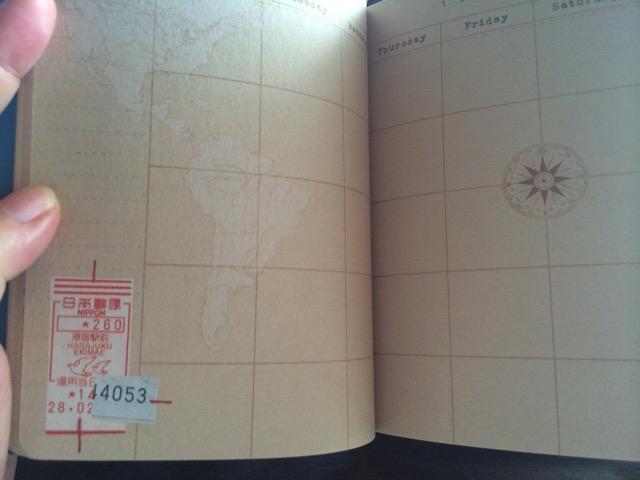 日本の切手も。