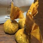 ホントの栗より栗っぽい「たねや栗子みち」お土産におすすめ。