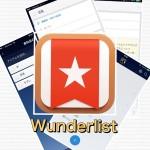 やりたいこと・構想はWunderlistへ。ブログネタの管理にも便利。