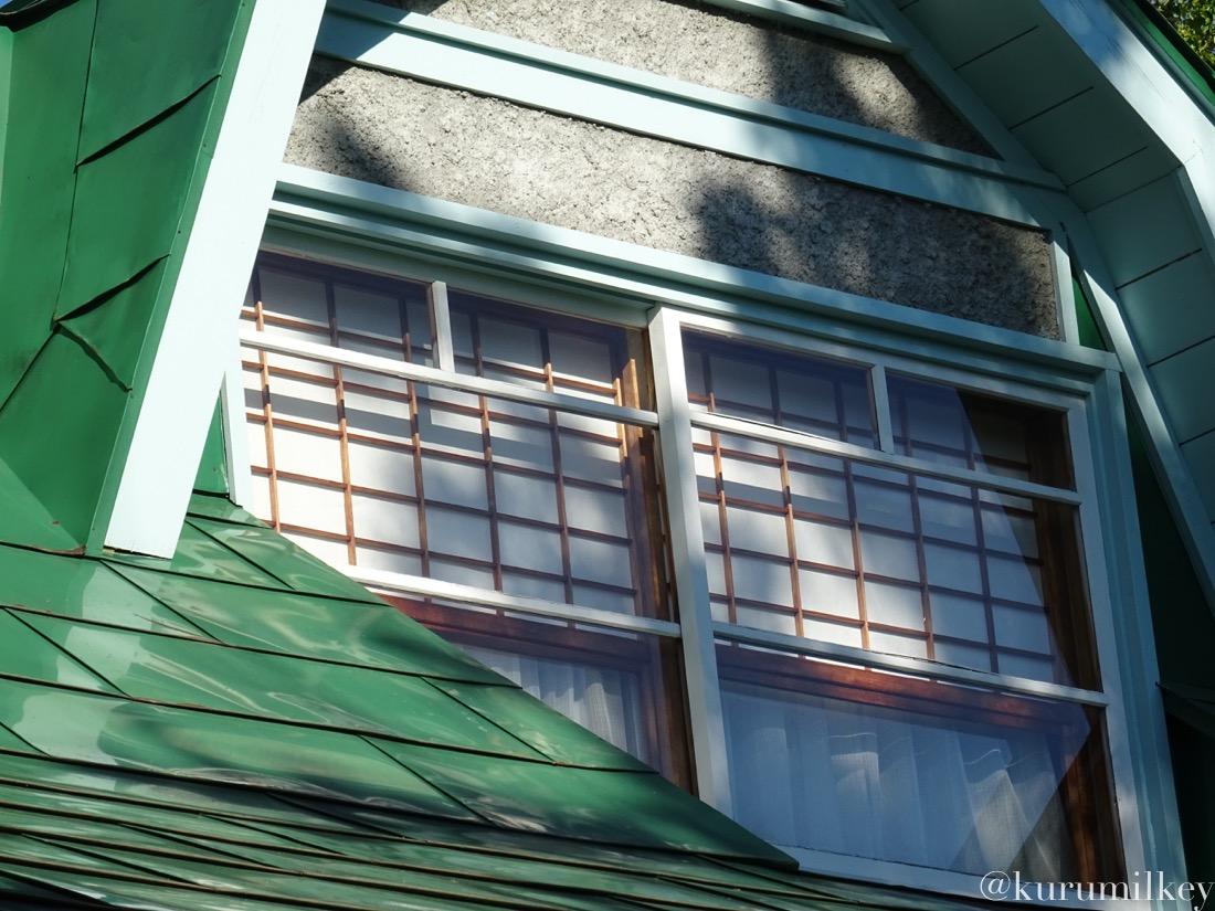 マッサン家窓