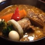 【札幌】すすきの・スープカレーGARAKUは行列も納得の美味しさ。