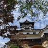 国宝犬山城は登ってみないとその良さはわからない。