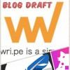 どのディバイスでもテキスト更新!ブログの下書き、日記帳にもwri.peが使える。