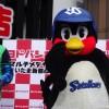 つば九郎が #ヨドバシカメラ #さいたま新都心駅前店 にやってきた!