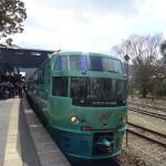 JR九州リゾート特急・ゆふいんの森号上り〜由布院から博多へ〜