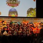 セ・リーグのマスコット総登場!2016ファンミーティング in パシフィコ横浜