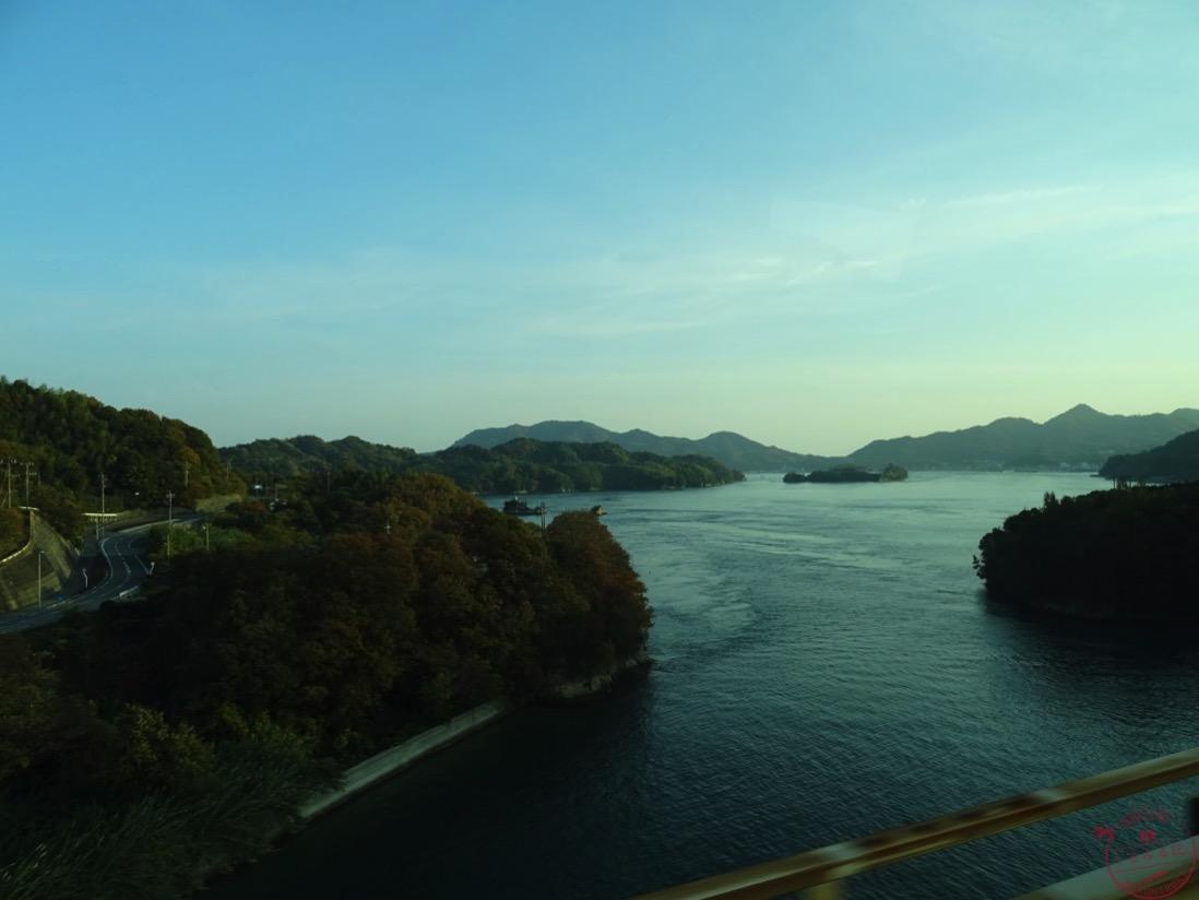 瀬戸内海の島々