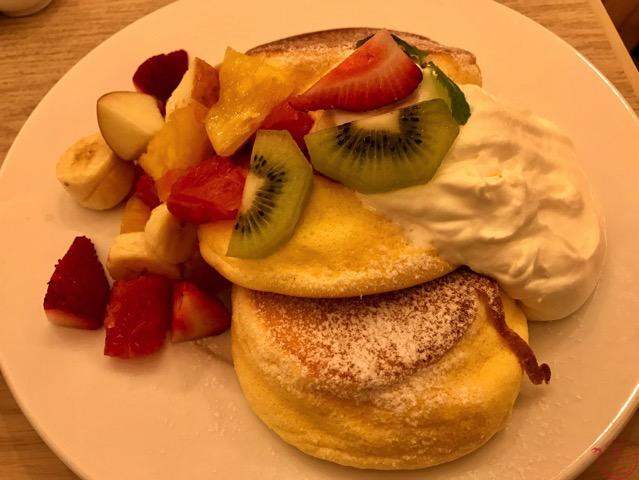 F pancake