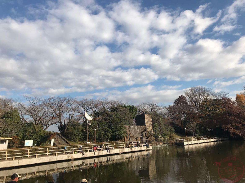 水元公園入口